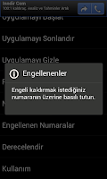 Screenshot of Kim Arıyor?