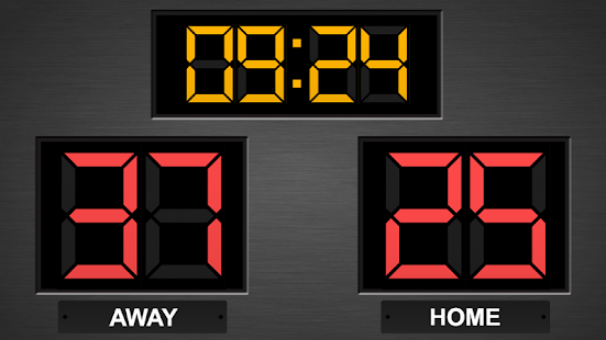Scoreboard Free- screenshot thumbnail