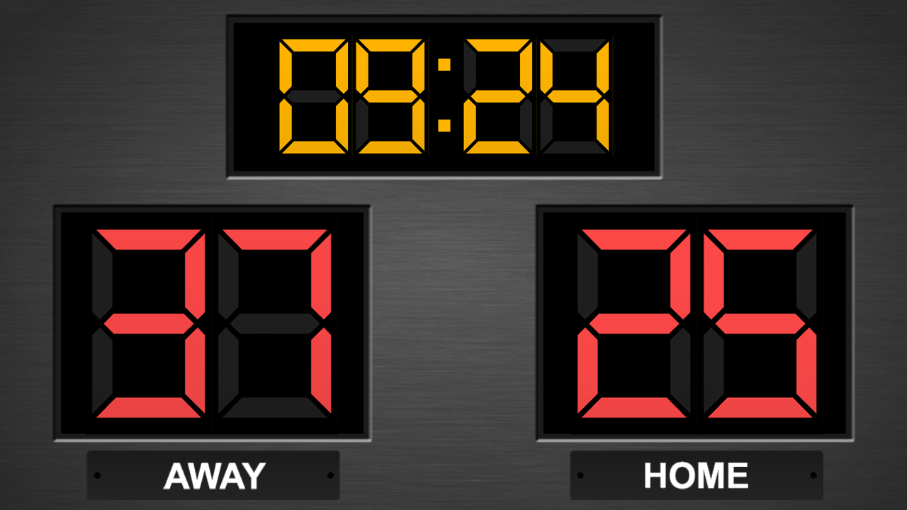 Scoreboard Free- screenshot