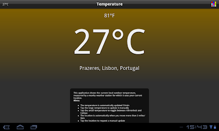 Temperature Free Screenshot 9