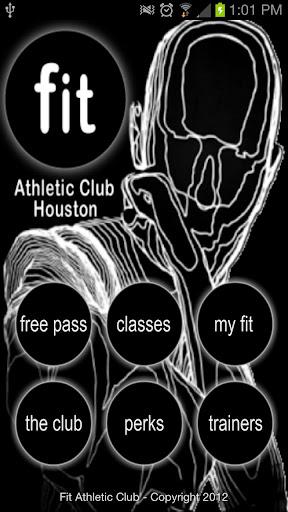 Fit Athletic Club - Houston