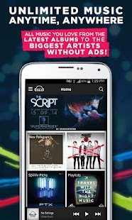 Spinnr Music- screenshot thumbnail