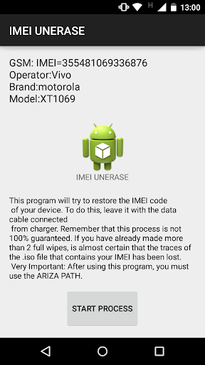 Imei Unerase Tool N7100 and S3