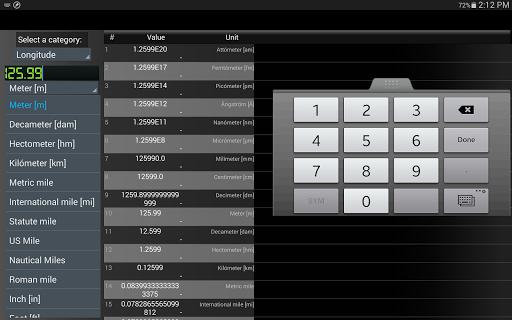 【免費工具App】Converter units-APP點子