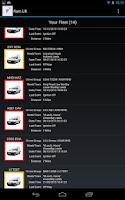 Screenshot of Ram Tracking Canada