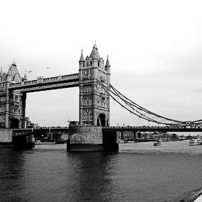 London Bridge by Taeef Najib - Buildings & Architecture Bridges & Suspended Structures ( uk, london, themes, bridge, united kingdom, river )