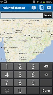 Mobile Number Tracker (India)- screenshot thumbnail