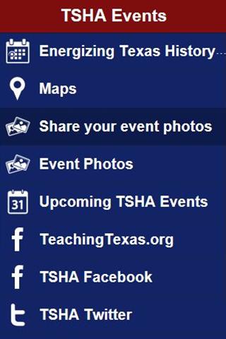 TSHA Events