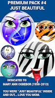 Screenshot of Smiley Creator Free For Emoji