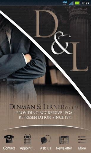 玩旅遊App|Denman & Lerner Law免費|APP試玩
