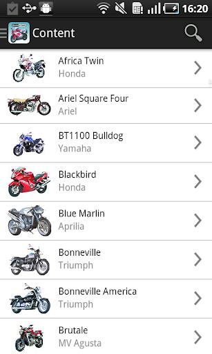 Superbikes Motorcycles