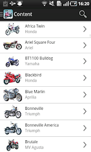 Superbikes & Motorcycles- screenshot thumbnail