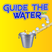 Guide the water - free