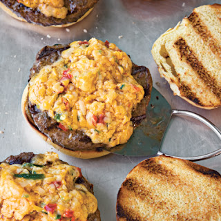 Pimiento Cheeseburgers Recipe