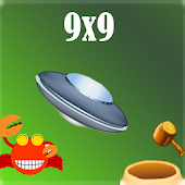 Multiplication little UFO