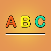 Kids Flashcards - ABC