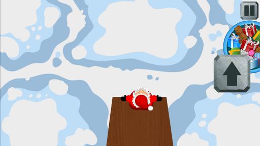 跳跃圣诞老人