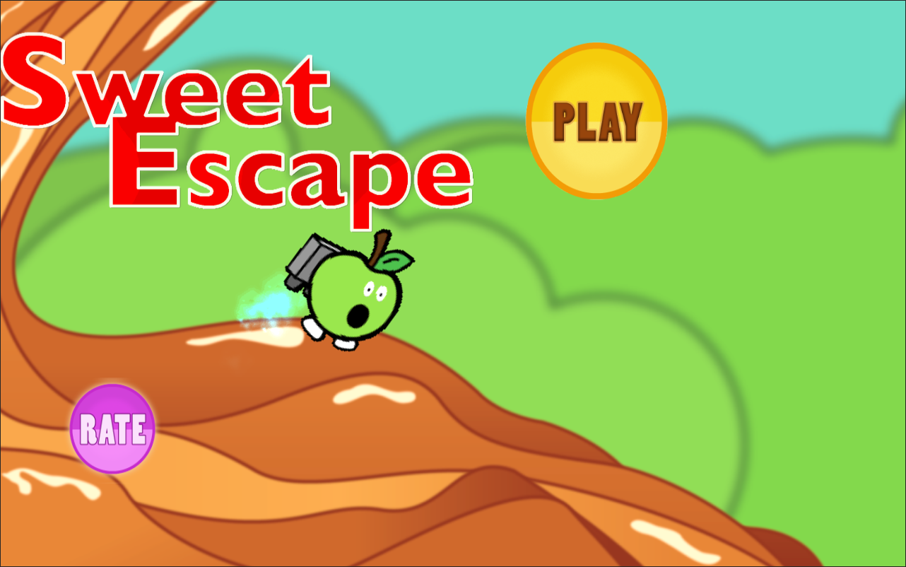Sweet Escape - screenshot