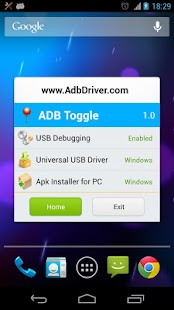 ADB Toggle - screenshot thumbnail