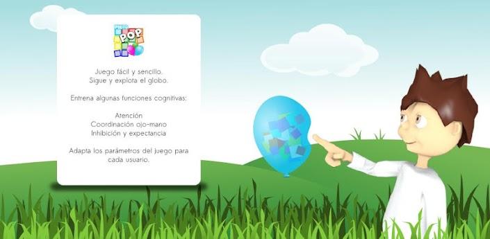 PiktoPop. Explota los globos.