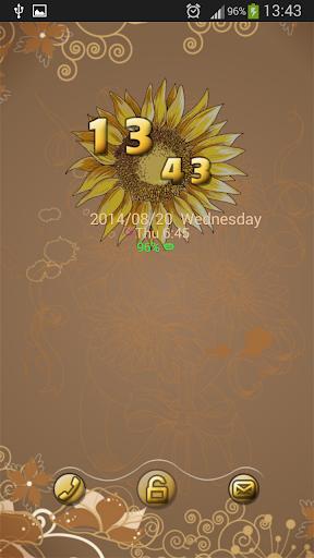 GO Locker Sunflower