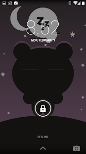 Tony Bear Live Wallpaper Free - screenshot thumbnail