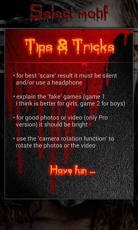 Scare Joke HD (Prank)- screenshot