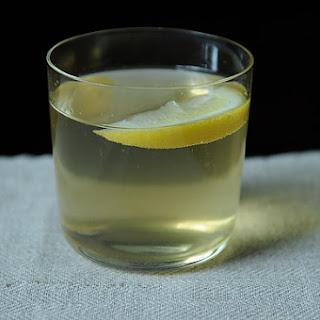 Lemon and Sherry Spritzer (aka Rebujito)