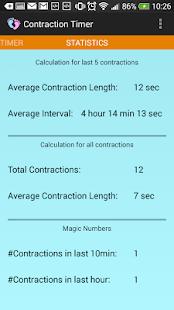 玩免費醫療APP 下載Contraction Timer app不用錢 硬是要APP