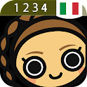 Learn Italian Numbers (Pro) icon