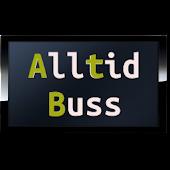 AlltidBuss Infoskjerm