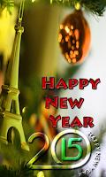 Screenshot of Greetings 2015 (New Year)