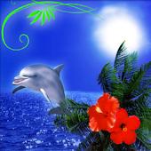 Dolphin -Lapis Lazuli-