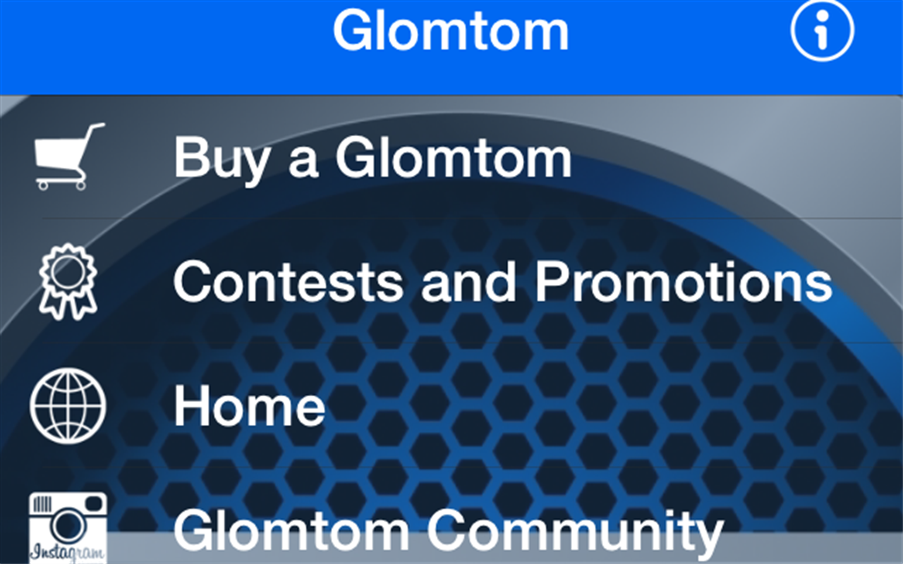 Glomtom- screenshot