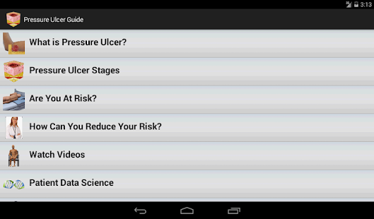 Pressure Ulcer Guide- screenshot thumbnail
