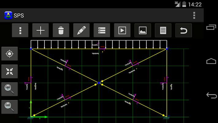SPS Structures - screenshot