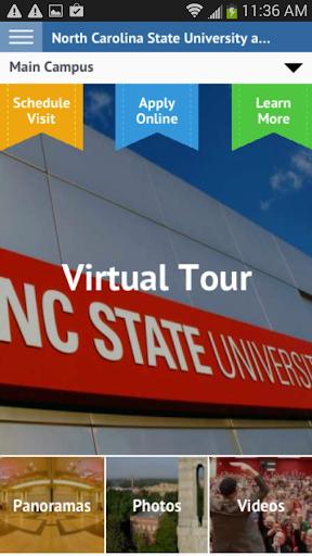 Tour NC State