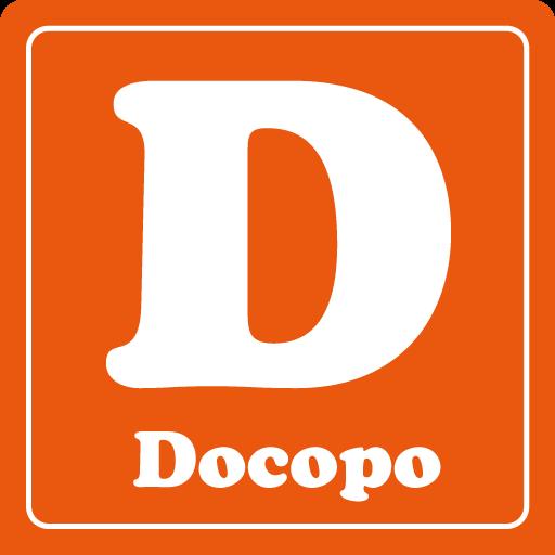 Docopo(ドコポ) LOGO-APP點子