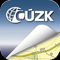 Mapy ČÚZK icon