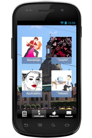 App Design Dresden