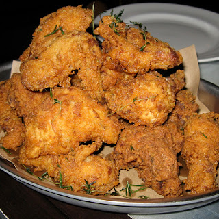 Ad Hoc Fried Chicken Recipe!