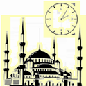 Prayer Time & Qibla (Widget) logo