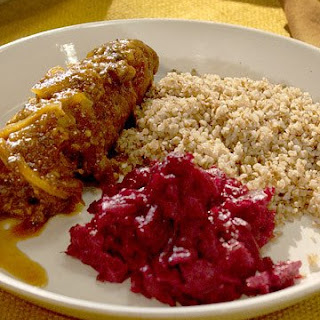 Grated Beets Recipe
