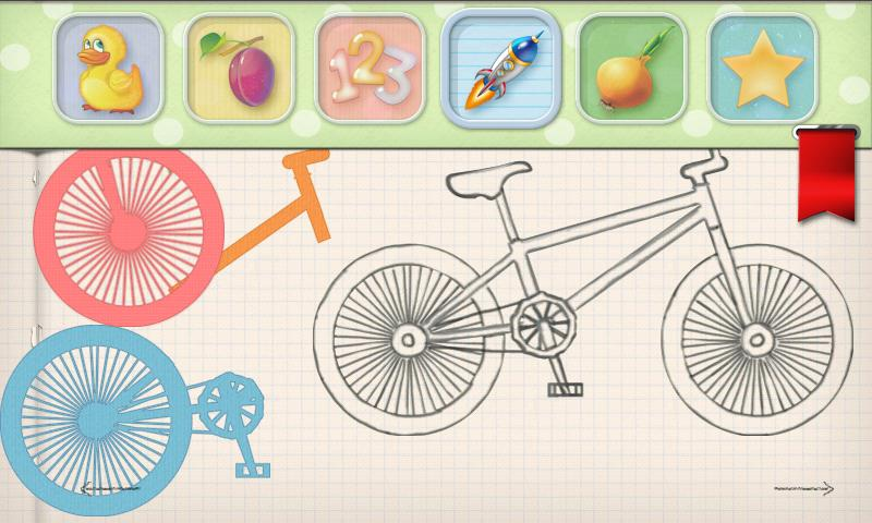 Kids Preschool Puzzle & Words- screenshot