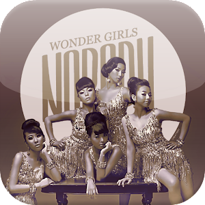 媒体与影片のWonder Girls Videos LOGO-記事Game