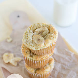 Banana Crunch Muffins.