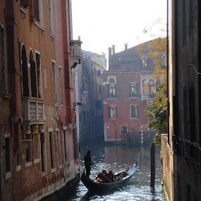 Venezia  by Pipia Kanjeva - City,  Street & Park  Neighborhoods ( #venezia #venice #italy #gondola #canal,  )