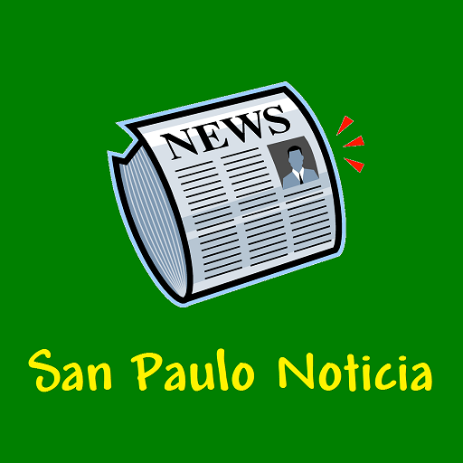 Brasil San Paulo Noticia LOGO-APP點子