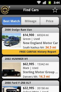 EveryCarListed - screenshot thumbnail