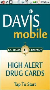 Davis Mobile High Alert Cards - screenshot thumbnail